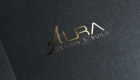 Aura - Logo Gold