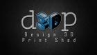 D3D Logo Black