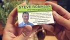 Divison 9 Business Card