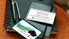 Nathan M Landscaping Business Cards