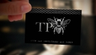 TP Bees Business Card